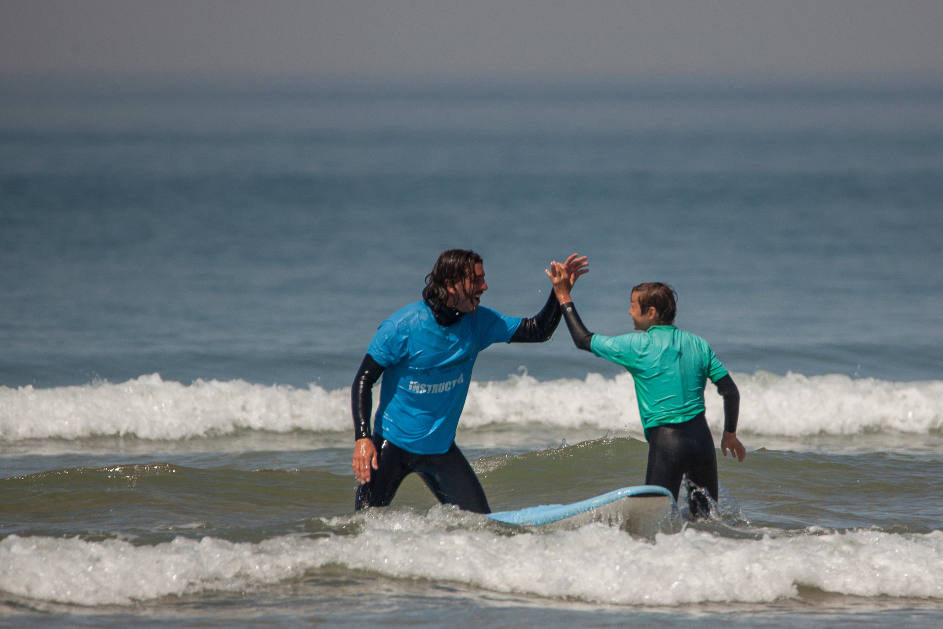 Image for Surf Lesson Voucher for 1 Kid (ages 8-16)